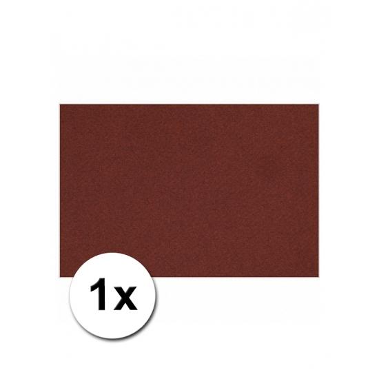 A4 hobby karton bordeaux rood 1x