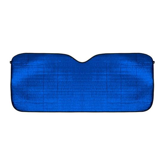 Auto zonnescherm blauw