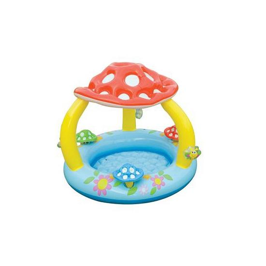 Baby kinder zwembaden dakje