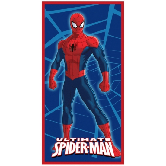 Badlaken Spiderman 70 x 140 cm