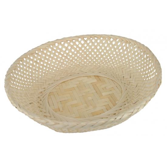 Bamboe mandje 32 cm
