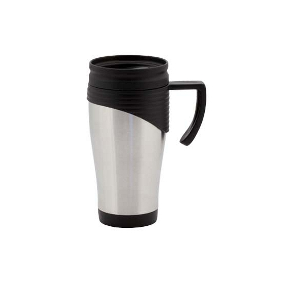 Beker thermos rvs 400 ml