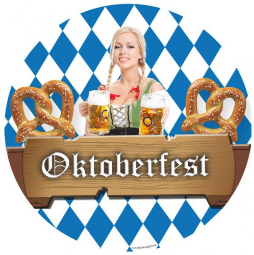Bierviltjes Oktoberfest