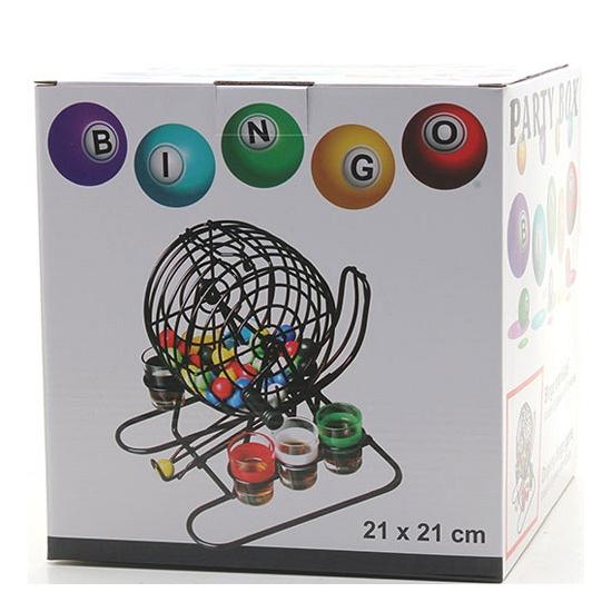 Bingo drinkspelletjes/drankspel