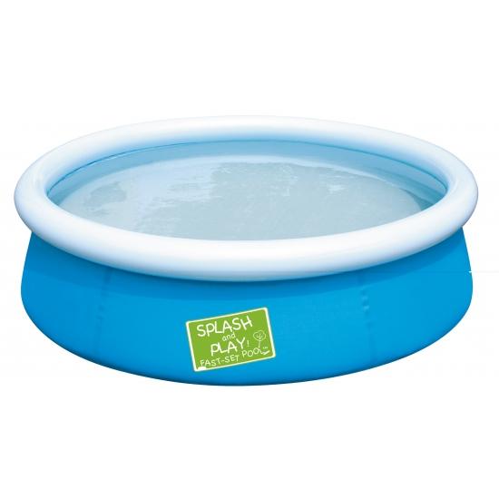 Blauw zwembad 152 x 38 cm