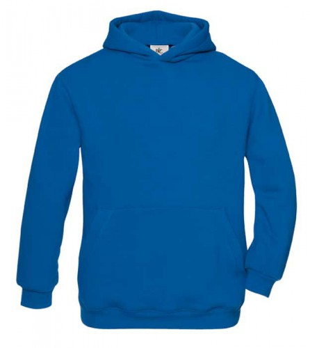 Blauwe gekleurde trui voor kinderen