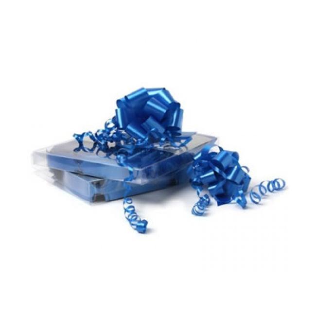 Blauwe trekstrik