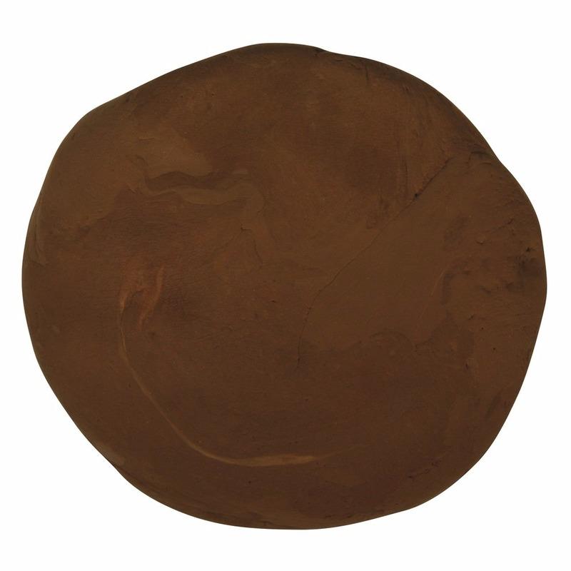Boetseer klei bruin 50 gram