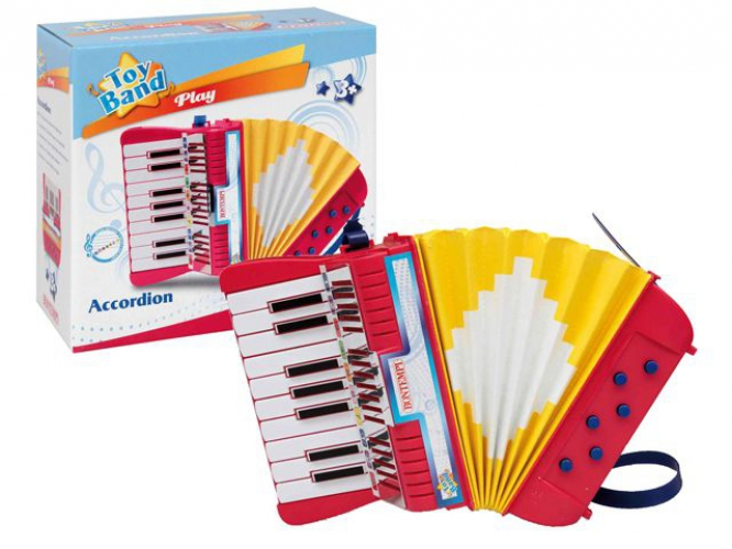Bontempi kinder accordeon