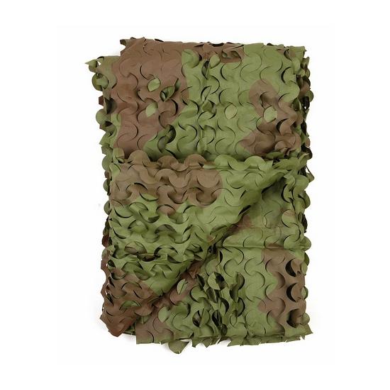 Buiten camouflage net 2, 7 x 2, 4 meter