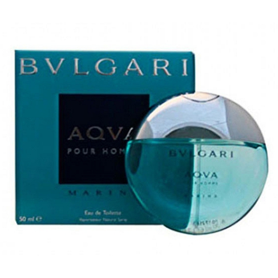 Bvlgari Aqva Marine voor heren waterachtige geur
