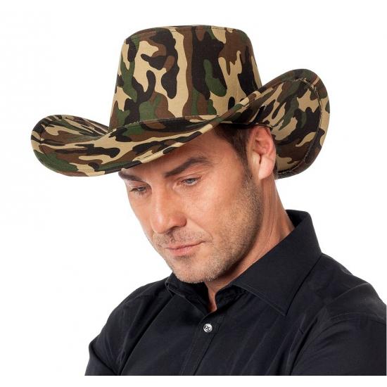 Leger hoed