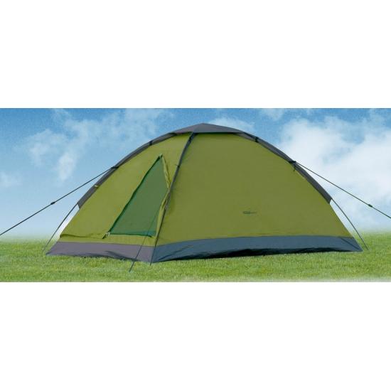 Camping tent lichtblauw voor 2 personen