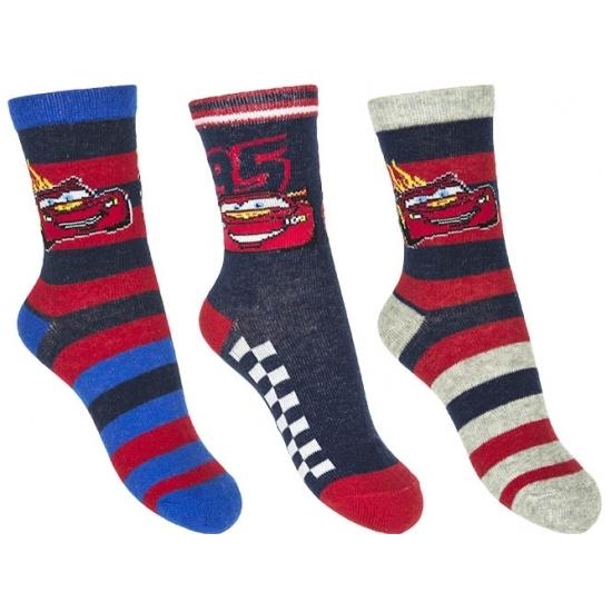 Cars jongens sokken 3 pak nr 2