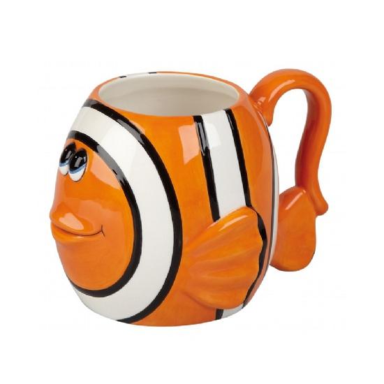 Clownvis koffie/thee mok 10 cm