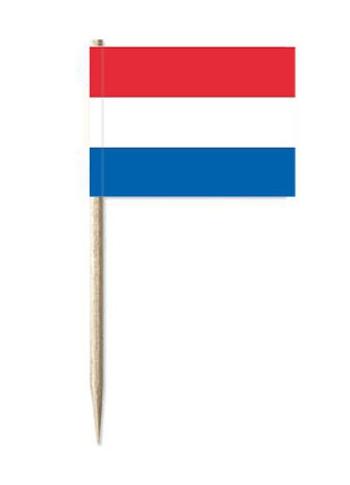 Cocktailprikker Nederland 50 stuks
