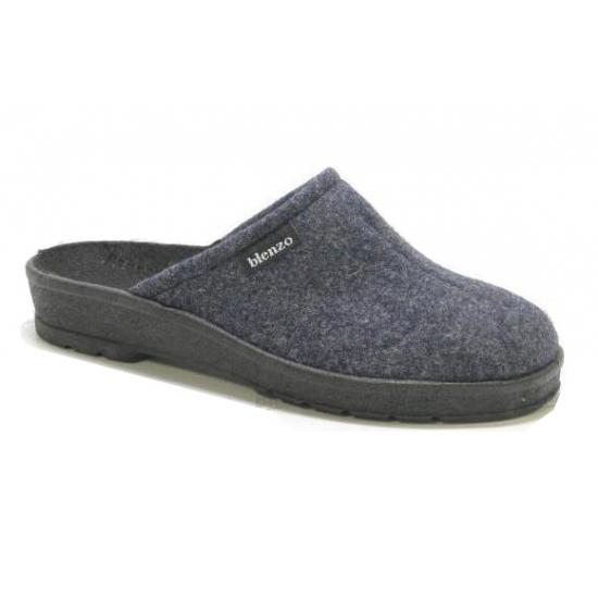 Dames pantoffels zwart