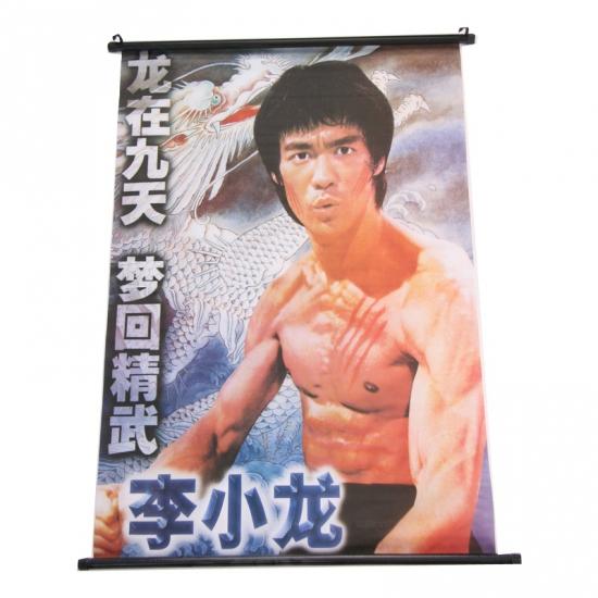 Decoratie poster Bruce Lee