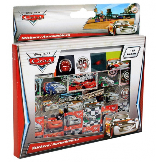 Disney Cars stickerset