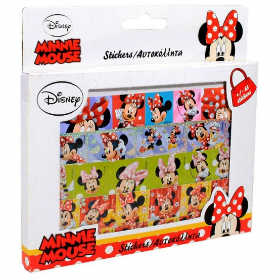 Disney Minnie Mouse stickerset