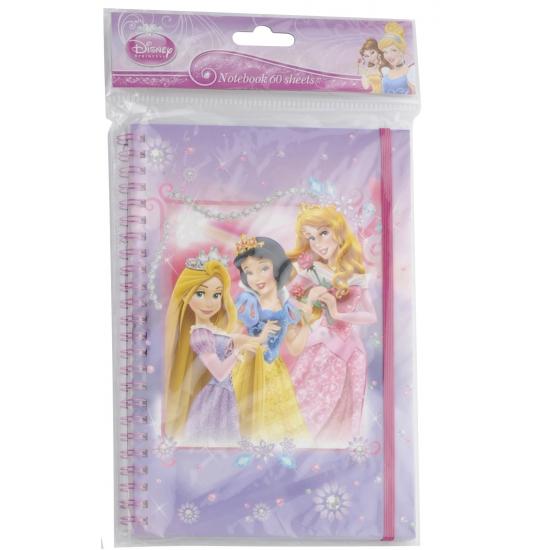 Disney notitieboekje Princess 1