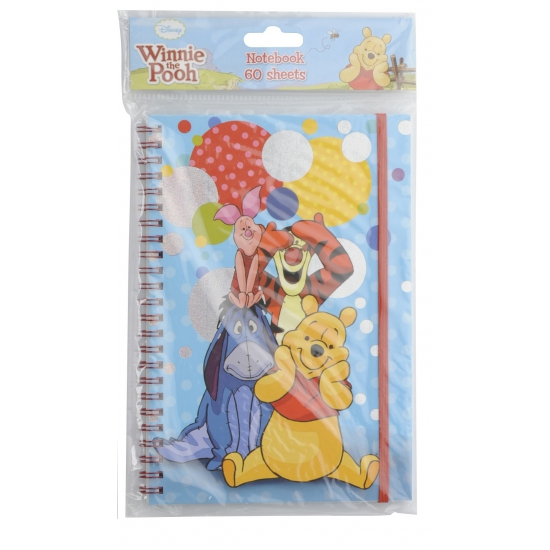 Disney notitieboekje Winnie de Poeh