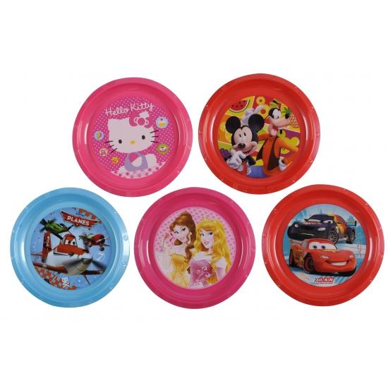 Disney Princess bord 21 cm