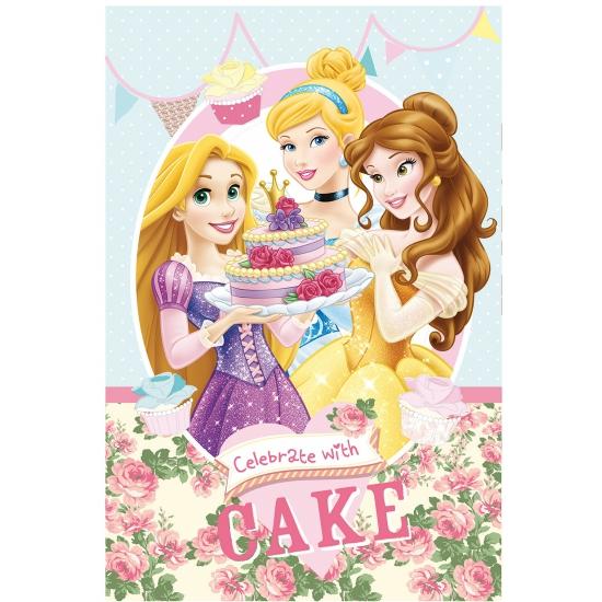 Disney Princess kinder deken