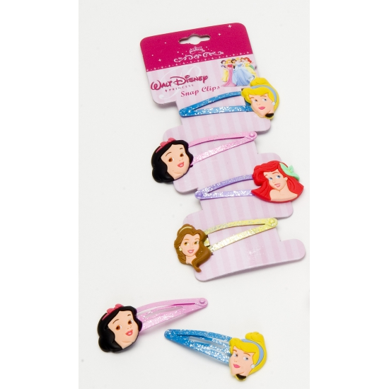 Disney prinsessen haarspelden voor kinderen