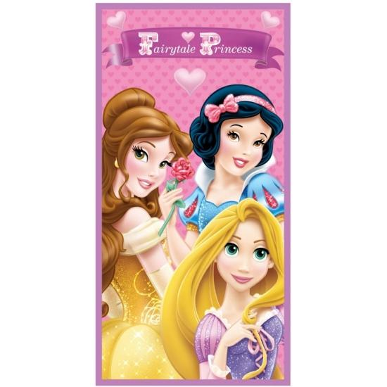 Disney Prinsessen handdoek 150 cm