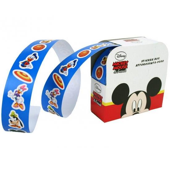 Disney sticker rol Mickey Mouse
