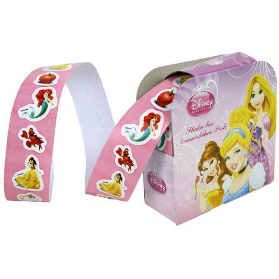 Disney sticker rol Princess