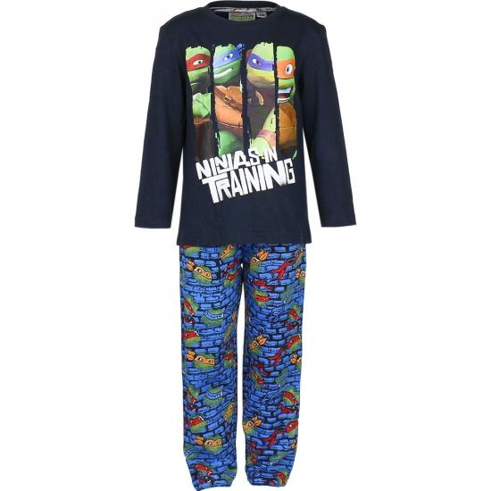 Donker blauwe kinder pyjama NinjaTurtles