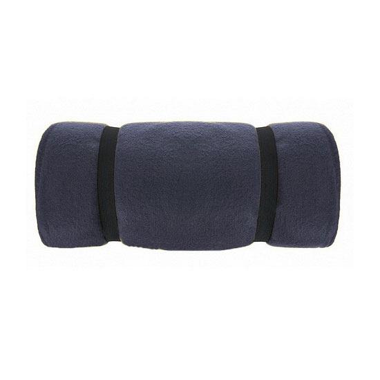 Donkerblauwe slaapzak 190 x 75 cm