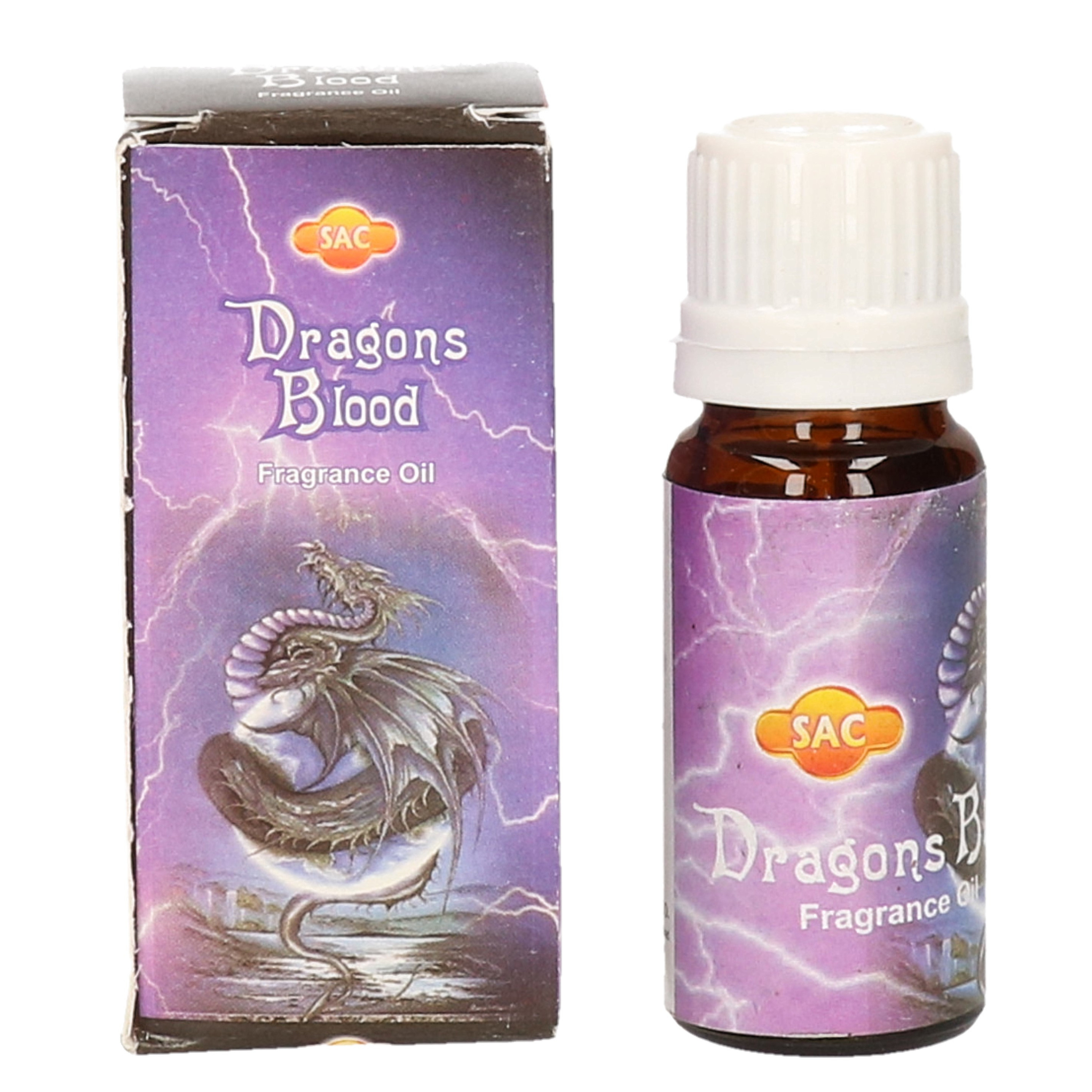 Dragons blood geur olie voor in brander