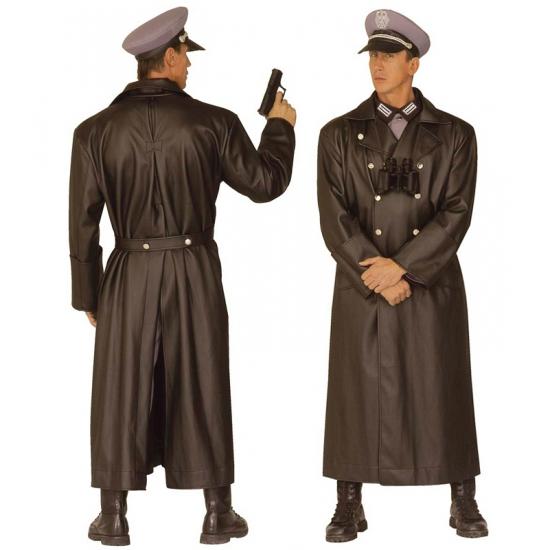 Lange jas 2e wereldoorlog generaal