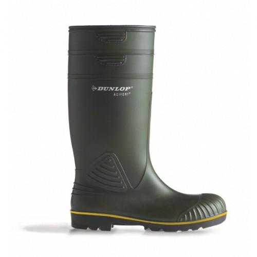 Dunlop inkortbare regenlaars