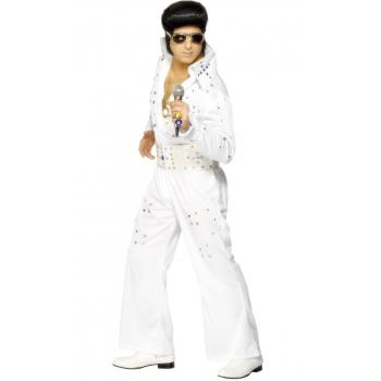 Elvis kostuum met glimmertjes
