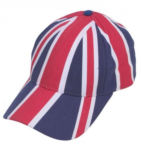 Engeland pet van katoen met Union Jack