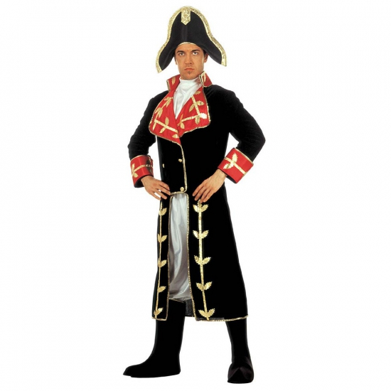 Napoleon outfit hoed