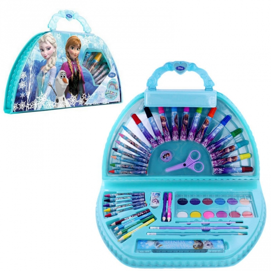 Frozen hobby set 52 delig