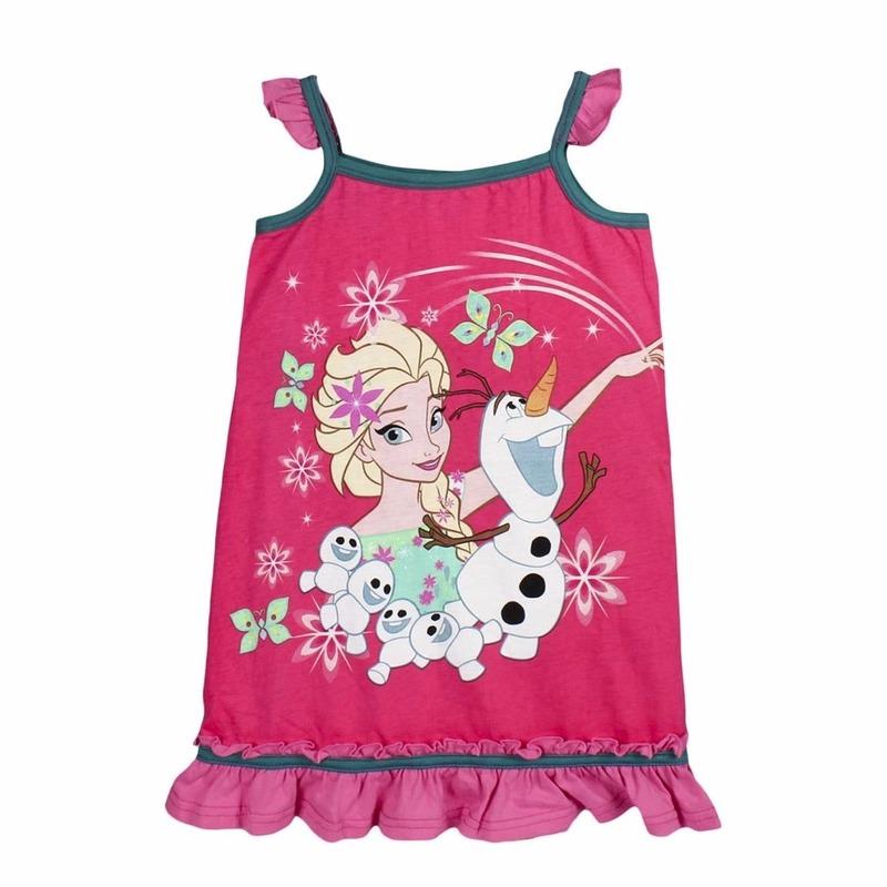 Frozen jurkje Elsa en Olaf voor kinderen