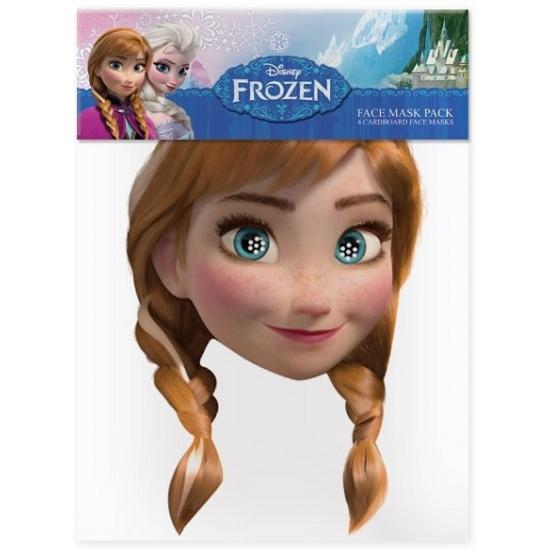 Frozen masker Anna