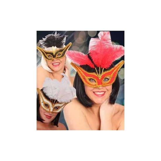 Gala oogmaskers in verschillende kleur