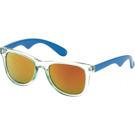 Gekleurde Summer zonnebril retro