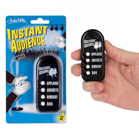 Geluidsmachine met publiek geluiden