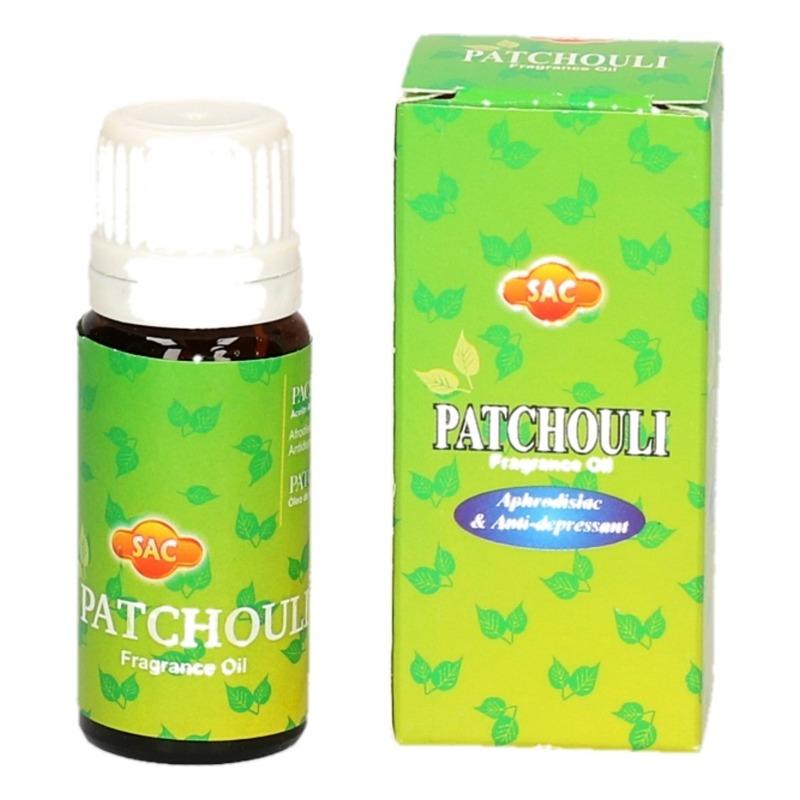 Geur olie Patchouli geur