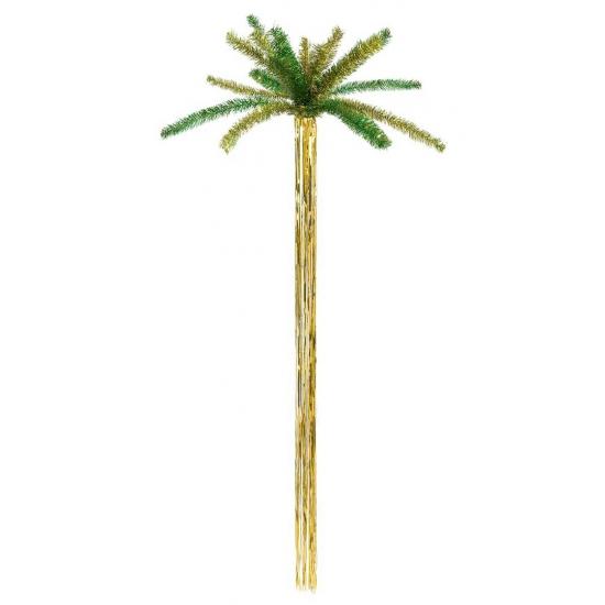 Glitter palmboom 160 cm