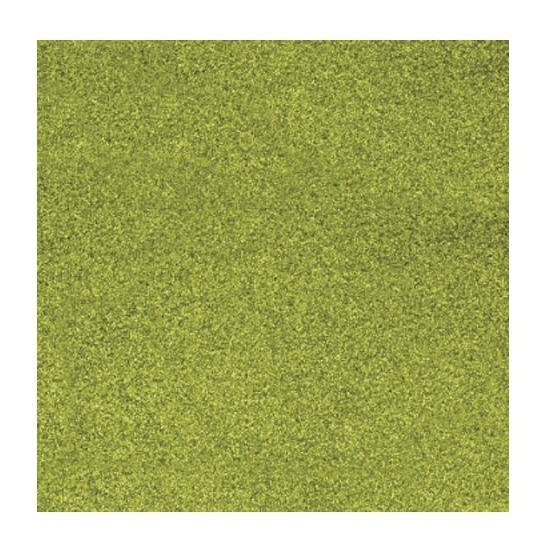 Grasgroen glitter papier vel