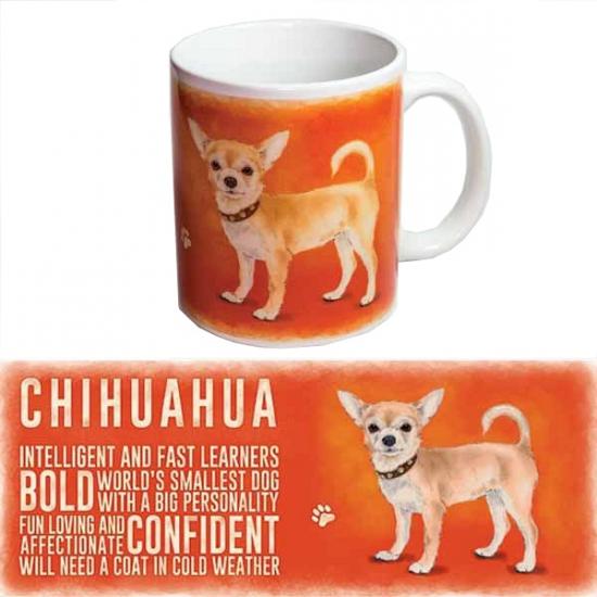 Grote beker Chihuahua